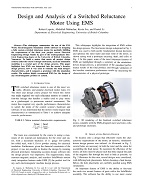 Design-and-analysis-of-a-switched-reluctance-motor-using-ems