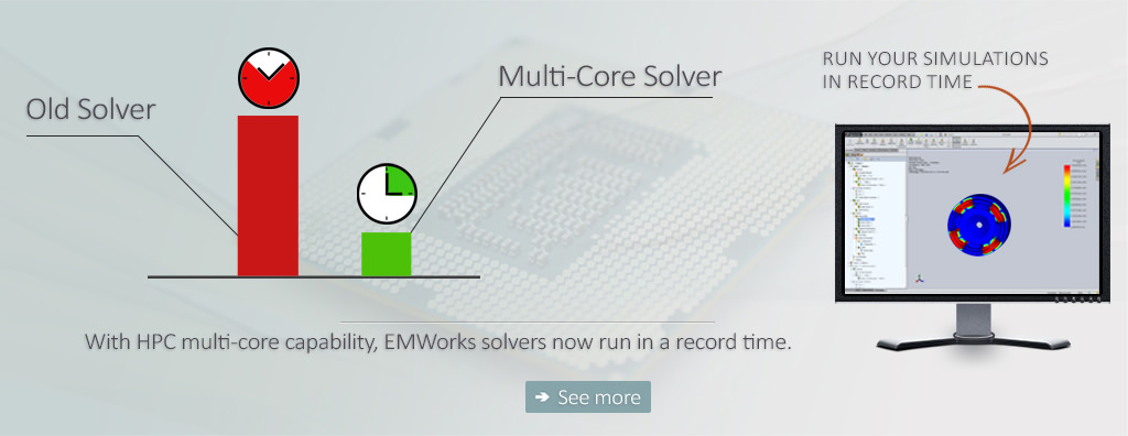 EMWorks Multi Cores