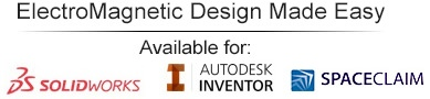 Powered By SolidWorks, Autodesk Inventor and SimClaim