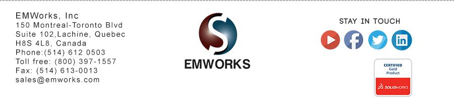 EMWorks 2017