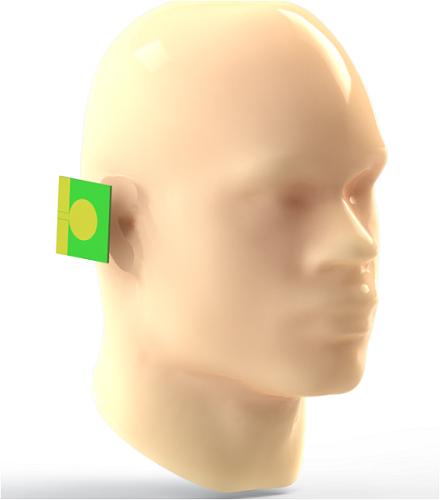 3G Antenna and Human Head image 2
