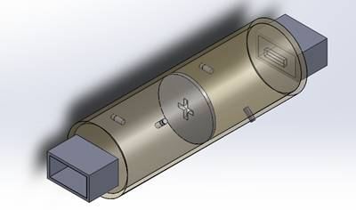 Circular-Waveguide Dual-Mode Filter