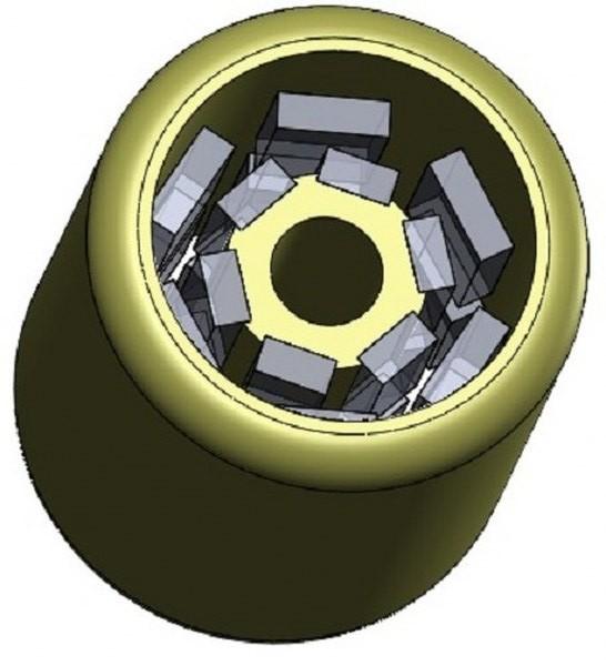 Magnetic Coupling Machine
